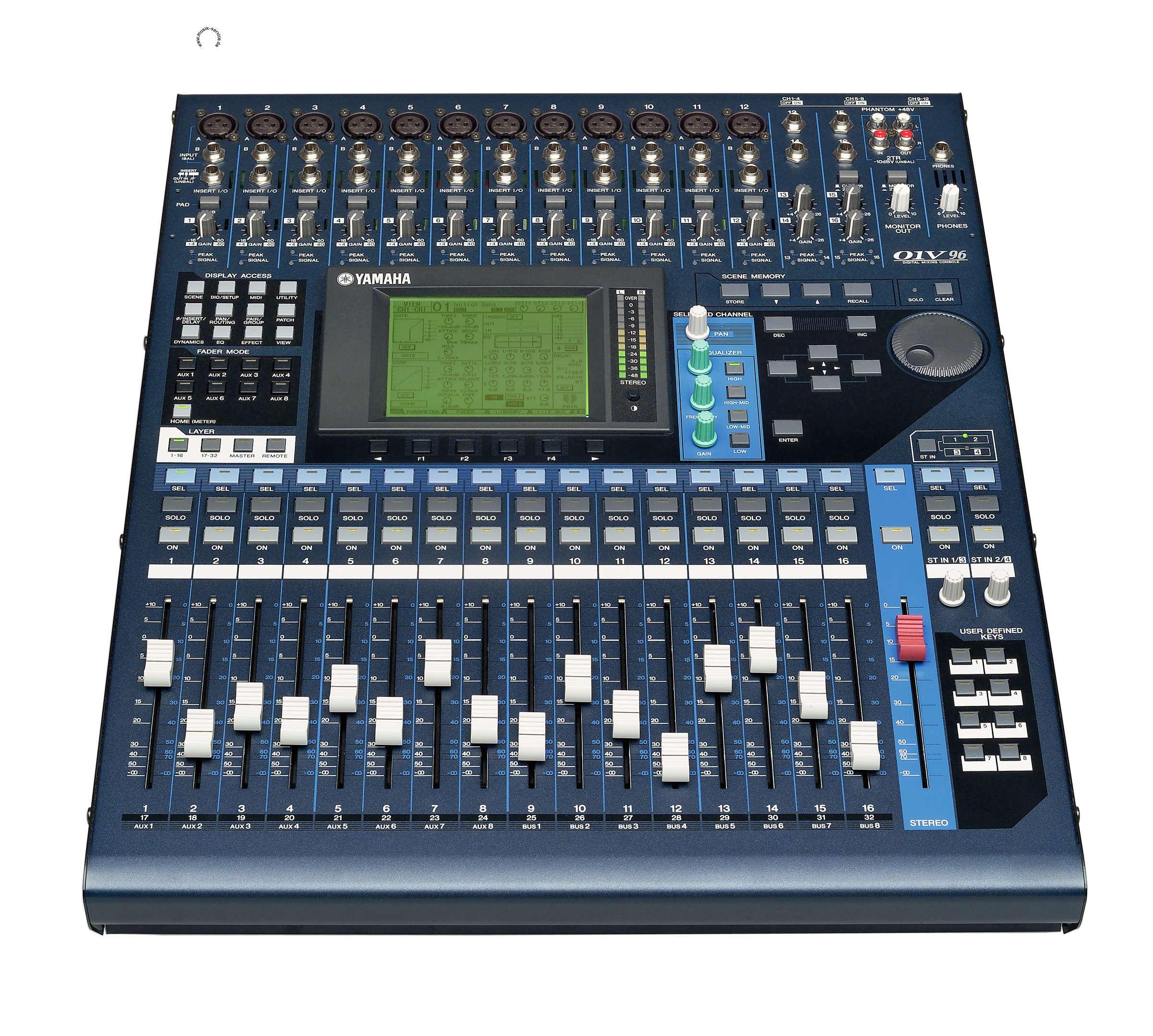 01v96 Yamaha 01v96 Audiofanzine