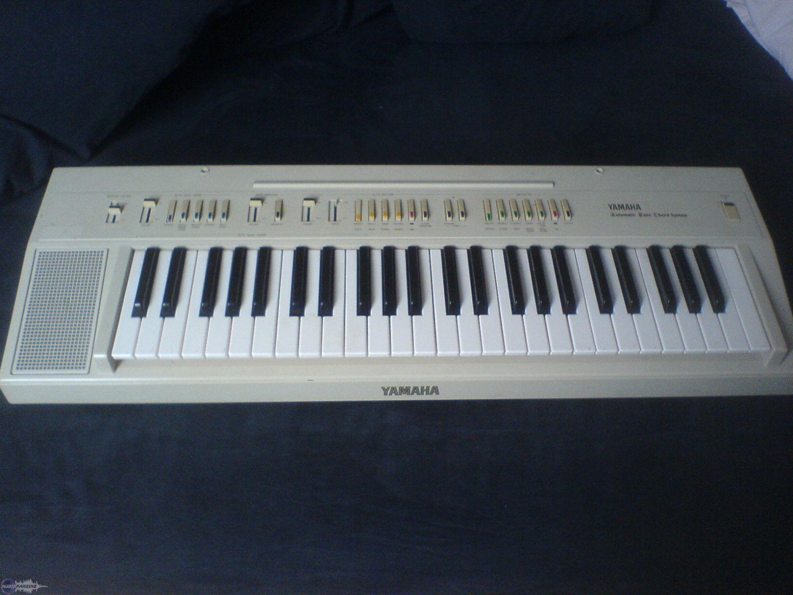 Yamaha Automatic Bass Chord System Average Used Price Audiofanzine