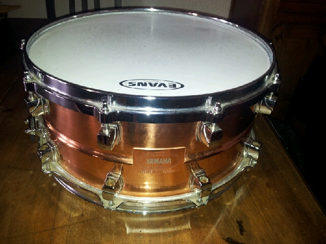 Yamaha Copper Snare X