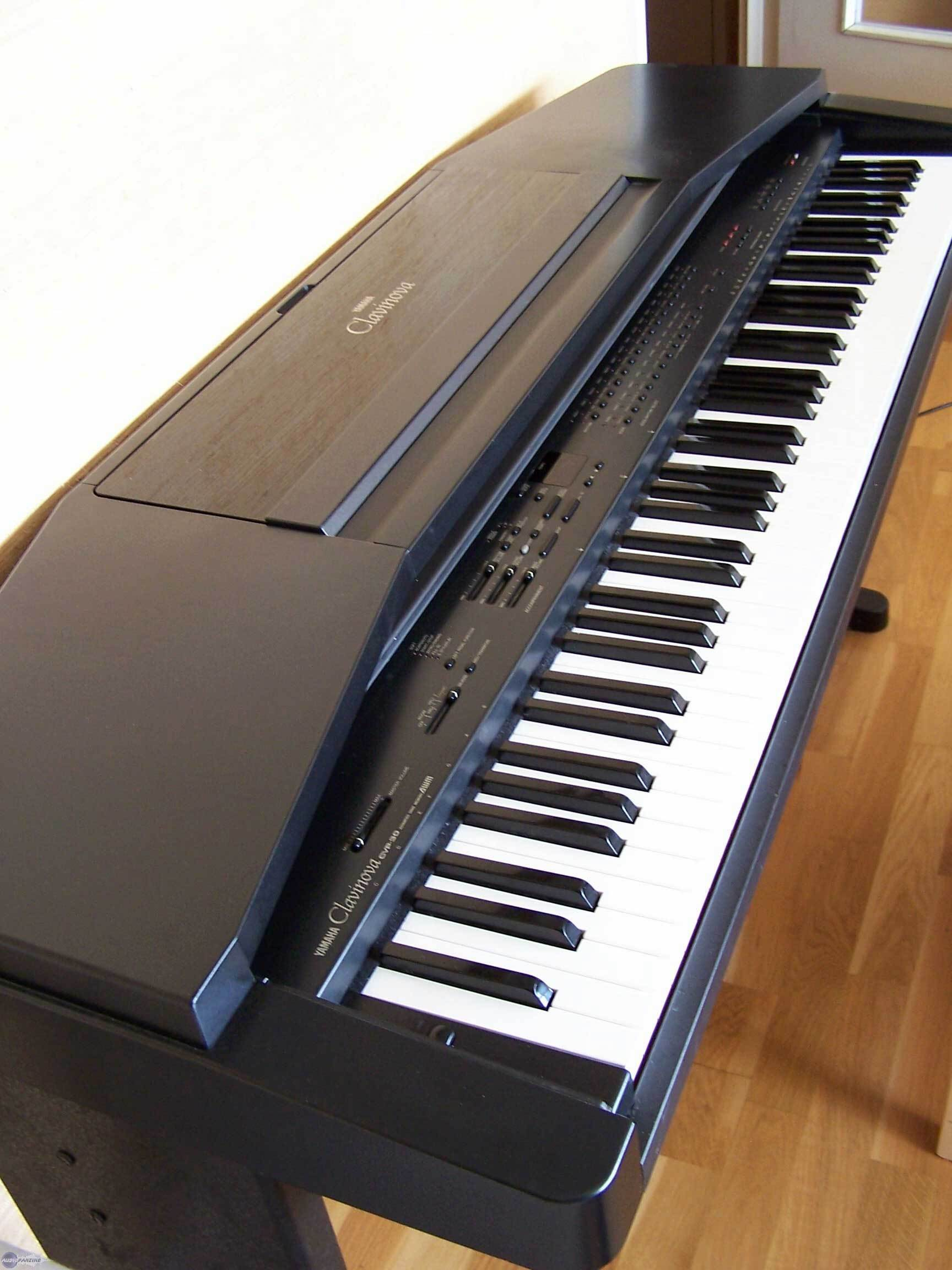 Yamaha clavinova model cvp 301 digital piano