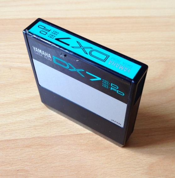 DATA ROM DX7 II