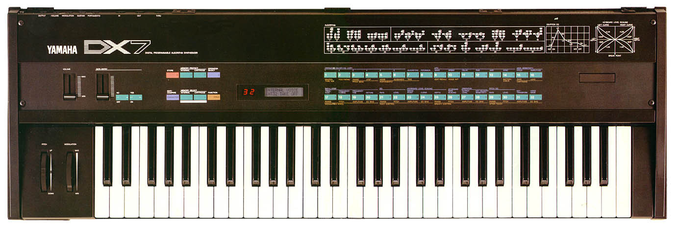 Yamaha Dx Ebay