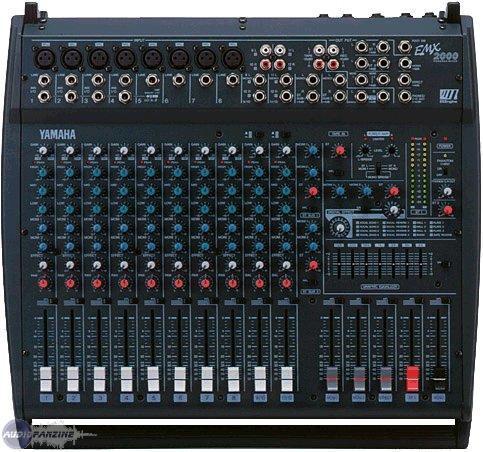 table de mixage yamaha amplifiee