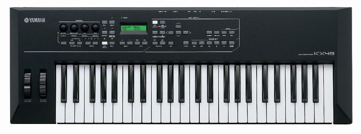 Namm yamaha upraises kx keyboards news audiofanzine for Yamaha professional keyboard price