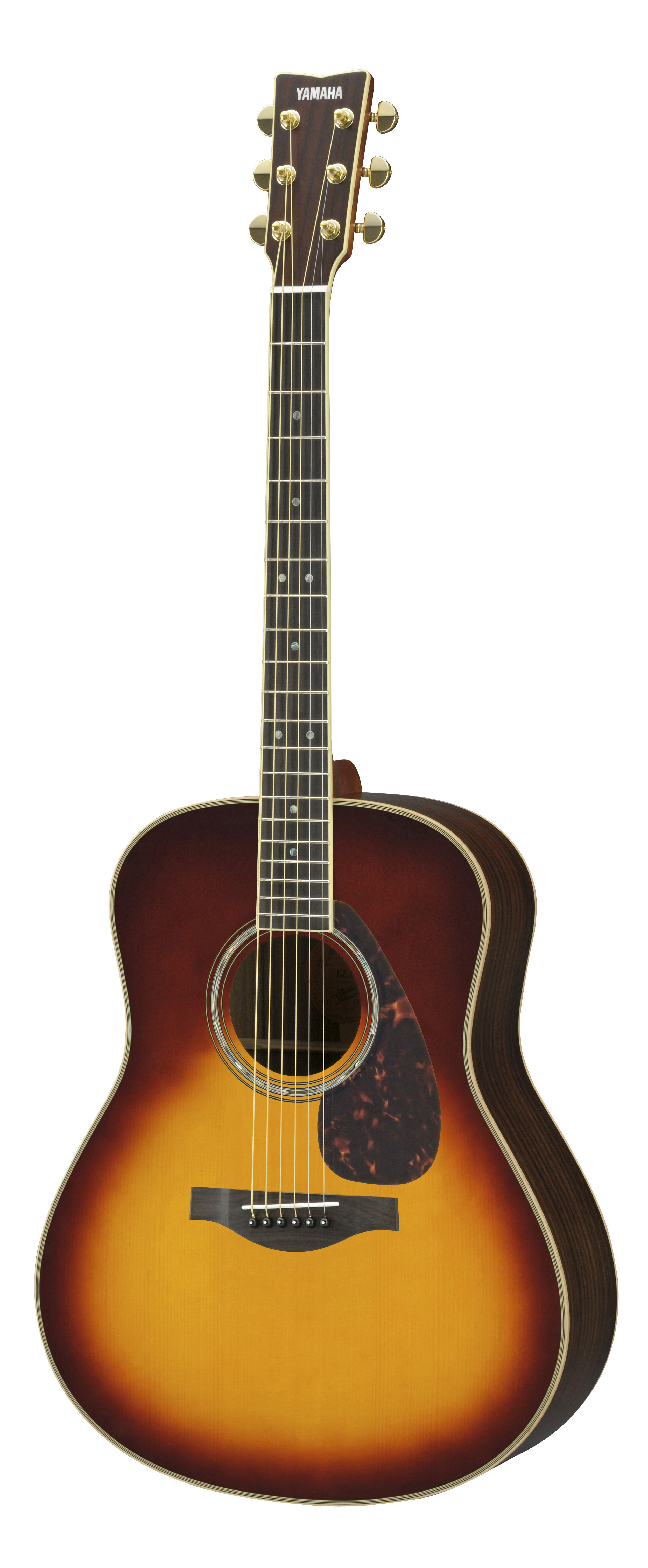 la guitare lectro avis yamaha ll16 are audiofanzine. Black Bedroom Furniture Sets. Home Design Ideas