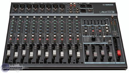 Mx12 6 yamaha mx12 6 audiofanzine for Table de mixage yamaha 6 pistes