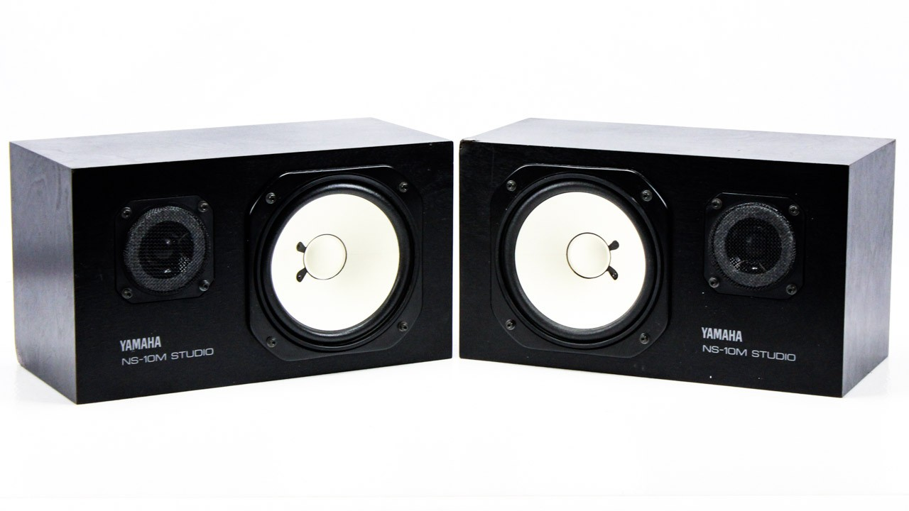 ns 10m studio yamaha ns 10m studio audiofanzine. Black Bedroom Furniture Sets. Home Design Ideas