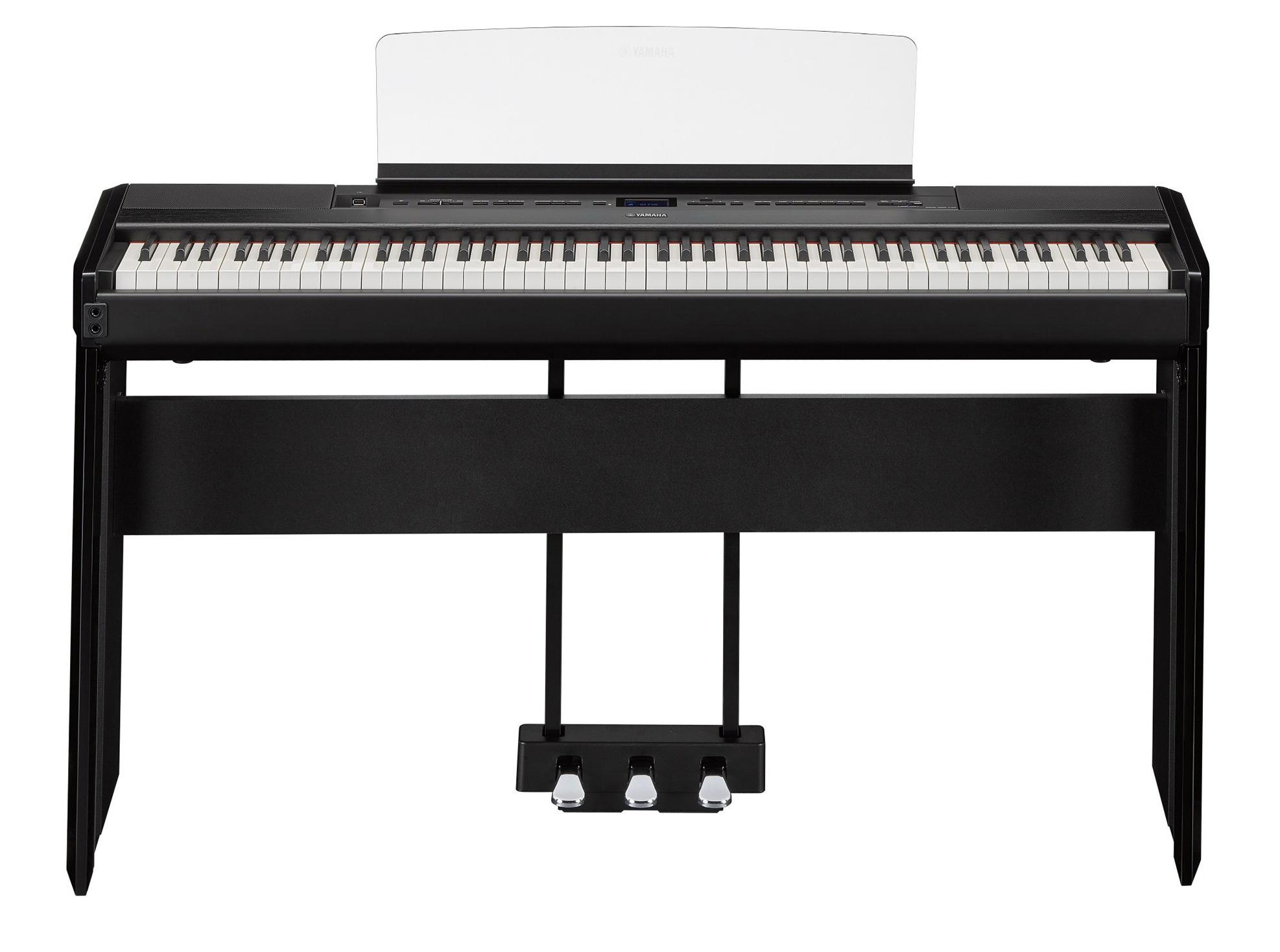 Summer Namm 2018 Piano Numérique Yamaha P 515 De 88 Touches Avec