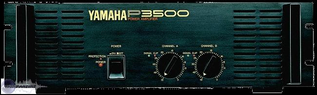 ampli sono yamaha p3500s