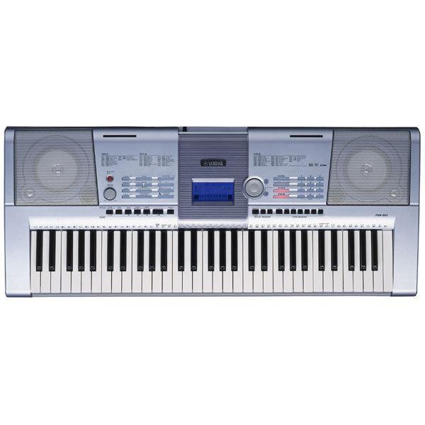Avis D Utilisateurs Yamaha Psr 293 Audiofanzine