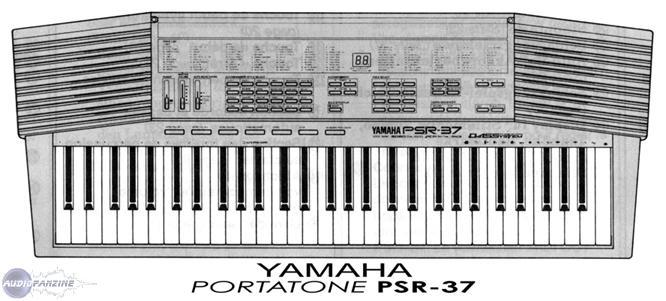 user reviews yamaha psr 37 audiofanzine