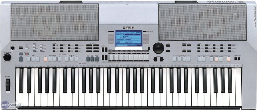 yamaha psr s550 usb midi driver download. Black Bedroom Furniture Sets. Home Design Ideas