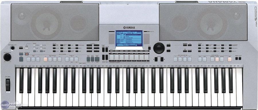 User reviews: Yamaha PSR-S550 - Audiofanzine