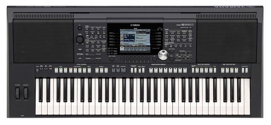 pictures and images yamaha psr-s950 - audiofanzine