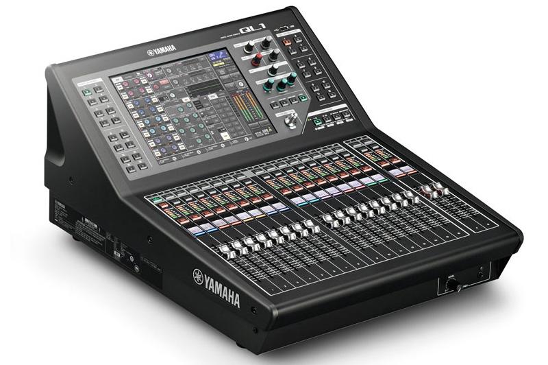 Ql1 yamaha ql1 audiofanzine for Yamaha sound console