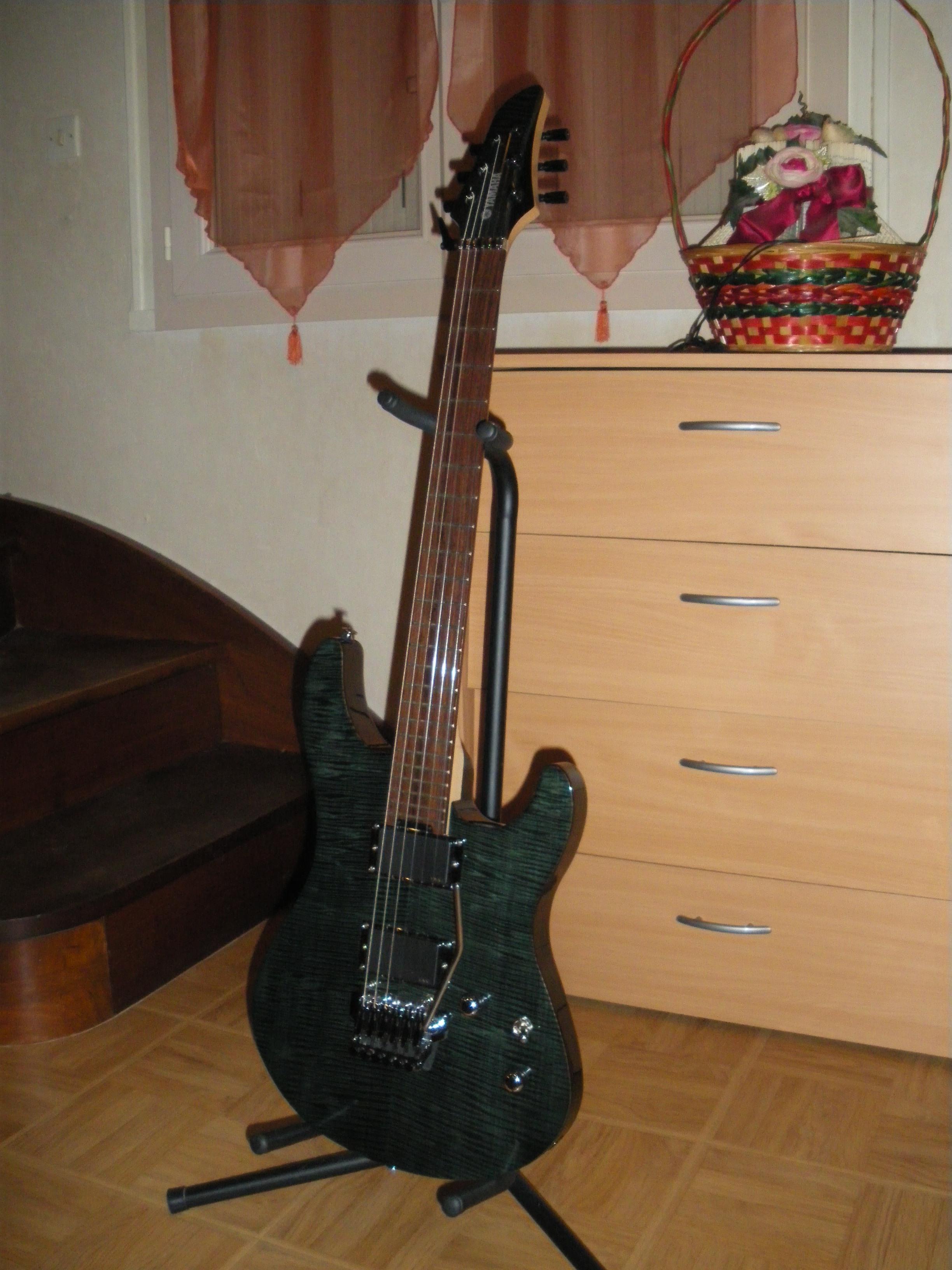 Guitare électrique Yamaha RGX 620 DZ (Midi-Pyrénées ...