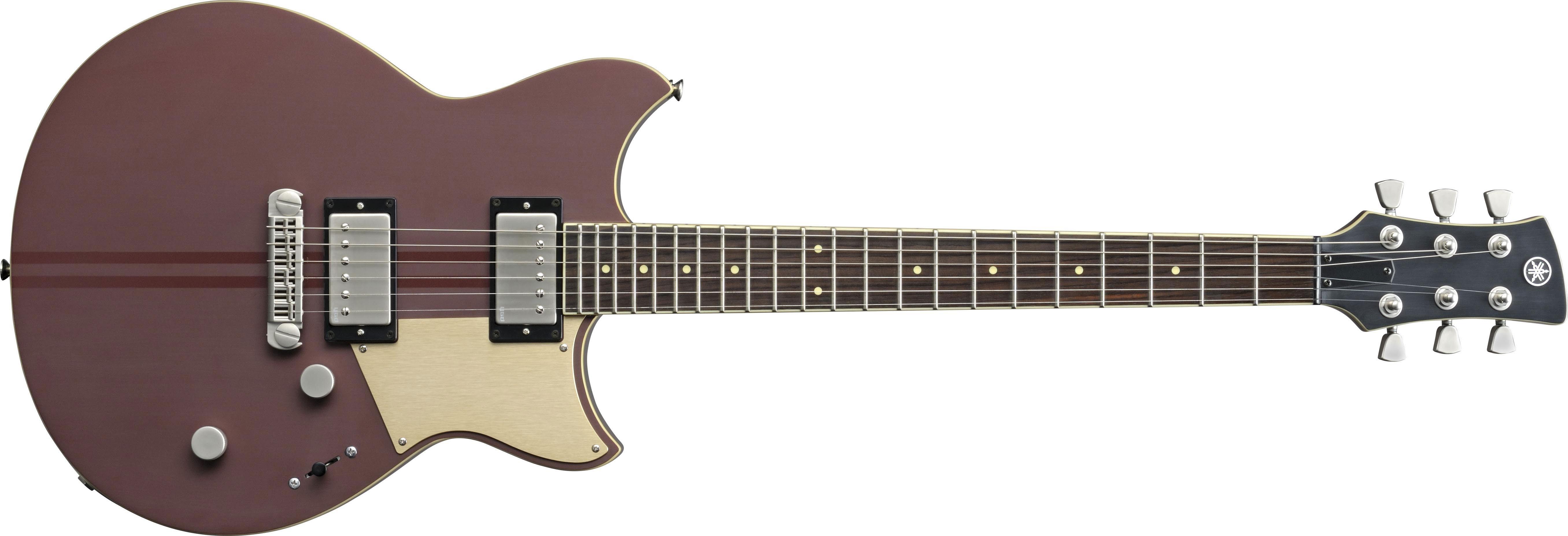 guitare electrique yamaha aes 820