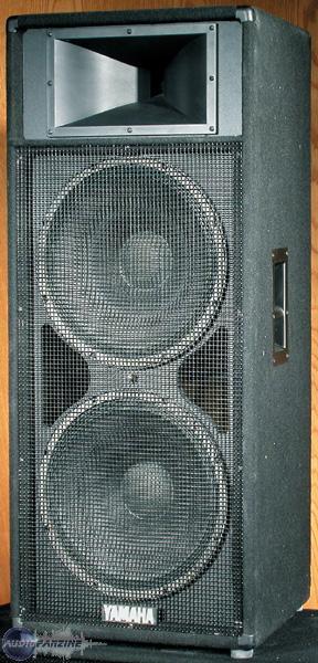 Yamaha s215iv image 1121861 audiofanzine for Yamaha dj speaker