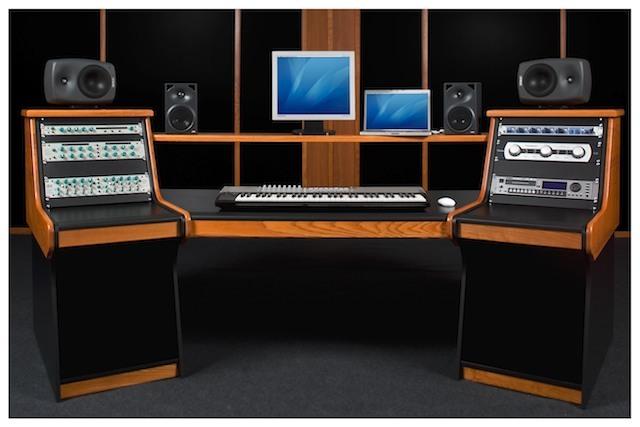 studio Bureaux pour studios Zaor Aria Meuble desktop, pour su