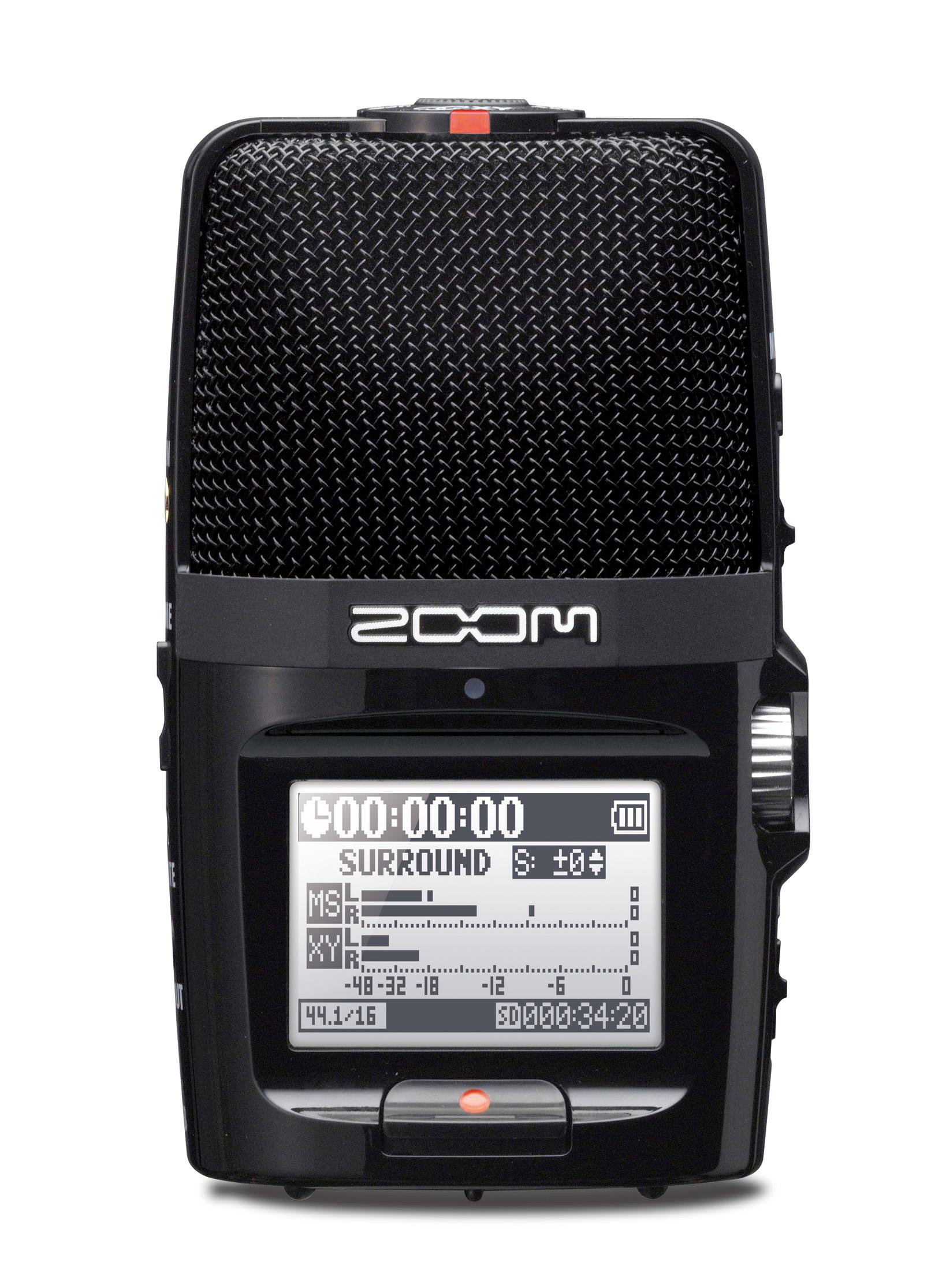 H2n Zoom H2n Audiofanzine