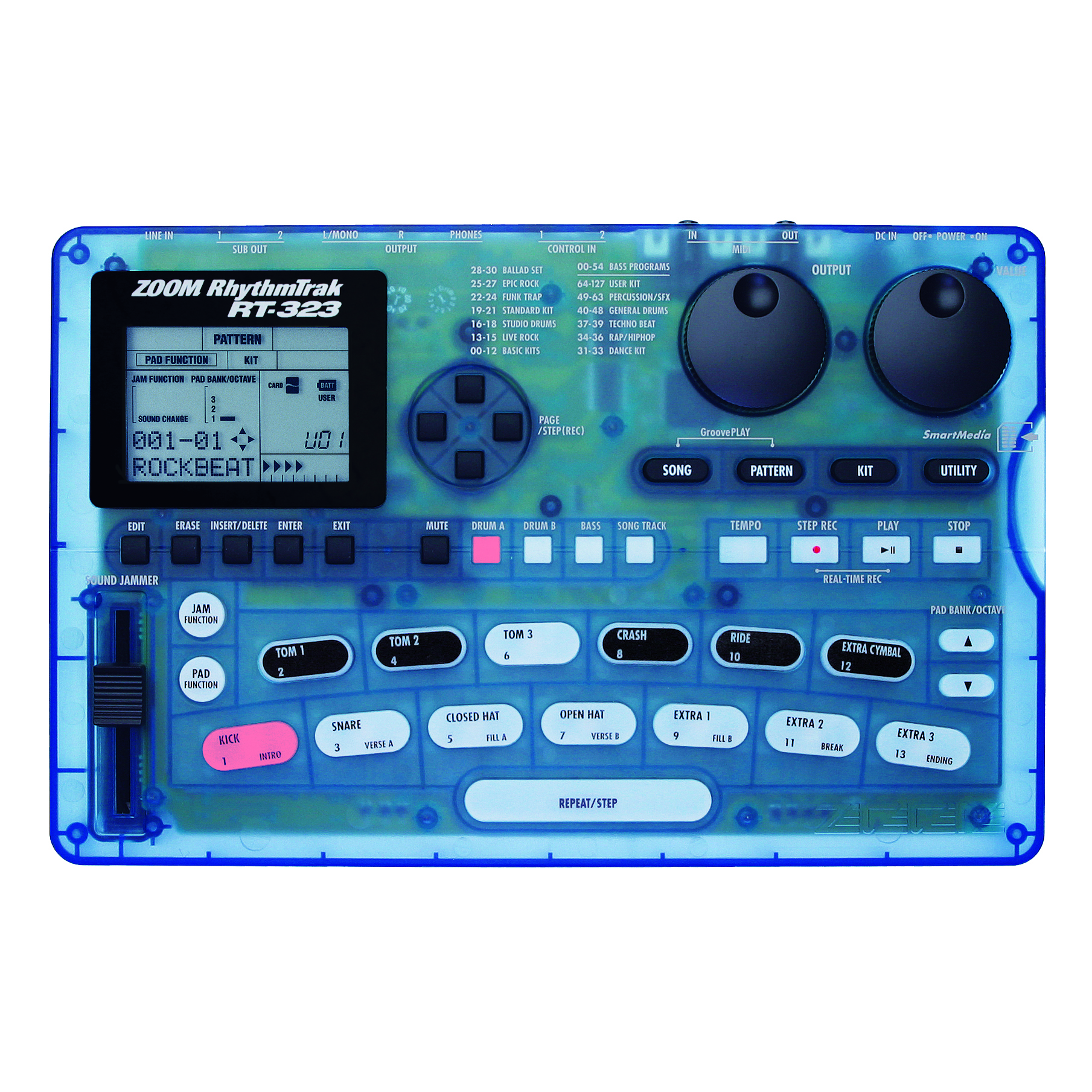 zoom drum machine