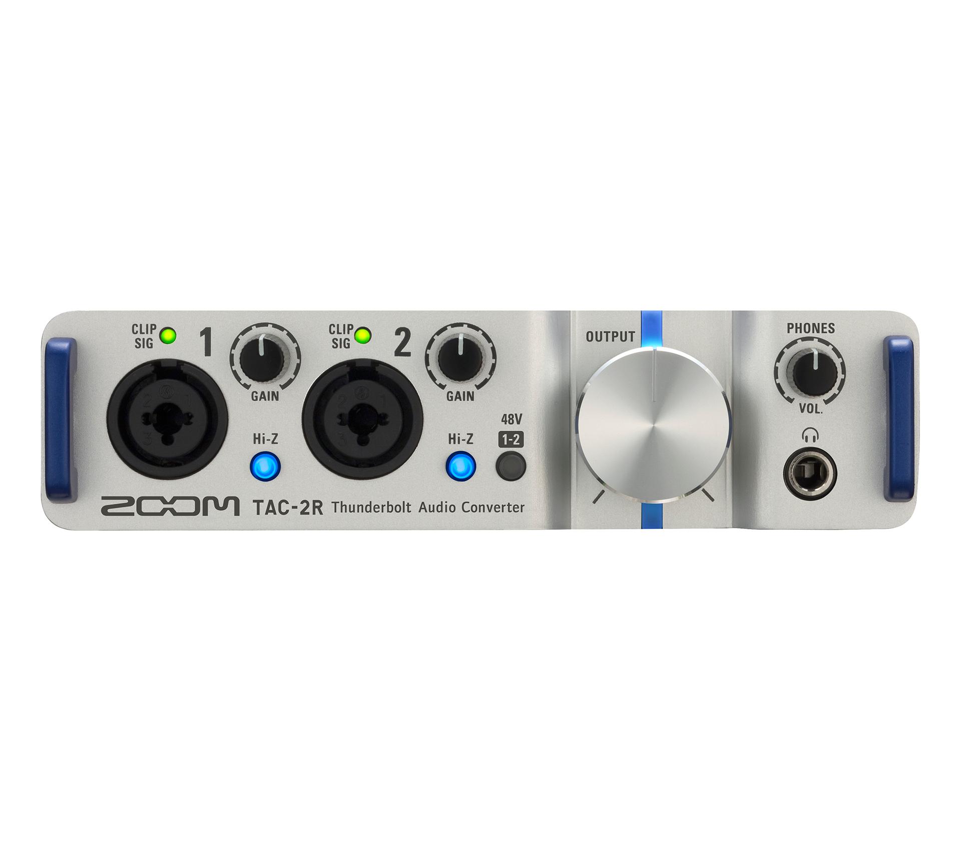 Changements de patchs MIDI pour Kemper - forum Zoom TAC-2R