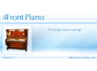 4Front piano