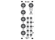 Abstract Data ADE-51 VC AHDSR /AHD