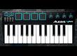 [NAMM] Alesis V-Mini, clavier MIDI rikiki