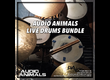Audio Animals Live Drums Bundle