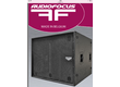 Audiofocus MTB 118a