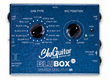 Video BluGuitar BluBox Speaker Emulator  @Musikmesse