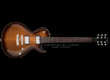 Dean Zelinsky Strettavita BT Custom - Flamed Sunburst
