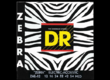 Dr Strings Zebra ZAE12
