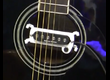 Video Eureka Sound Soundhole Pickup Mount  @Namm