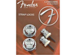 Fender Strap Locks