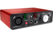 Un tirage au sort par Positive Grid et Focusrite