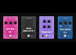G-Sonique Classic colored pedals 2