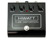 Hiwatt Tube Distortion pédale guitare ou basse.