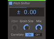 kiloHearts Pitch shifter