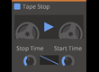 Kilohearts introduces Tape Stop