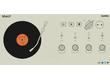 Un simulateur de vinyle en ligne par Klevgränd