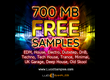 Lucid Samples 700 MB Free Samples