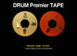 Premier Sound Factory DRUM Premier TAPE
