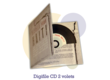 Pressage.EU Pressage CD - Digifile CD, 2 volets (4 pages)