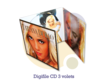 Pressage.EU Pressage CD - Digifile CD, 3 volets (6 pages)