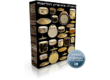 Rattly and Raw Martin France Drums for Kontakt