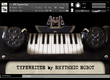 Rhythmic Robot Typewriter for Kontakt
