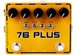SolidGoldFX 76 Plus - Octave Up Fuzz & Filter