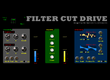 SonicXTC Filter Cut Drive